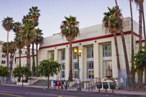 hollywood california post office