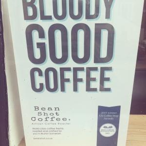Bean Shot Coffee, somerset, countryside