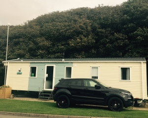 caravan park at woolacombe bay holiday park devon